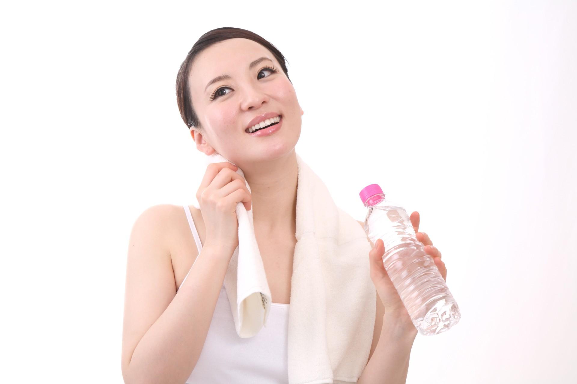 発汗だけで部分痩せはできる?