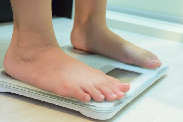 一か月で6キロ痩せたい!太ったときに即痩せするコツは?