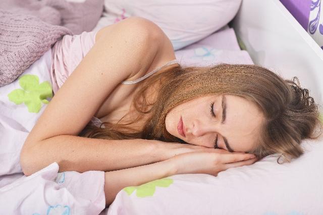 痩せやすい体質を作るためには睡眠時間の確保が大切?