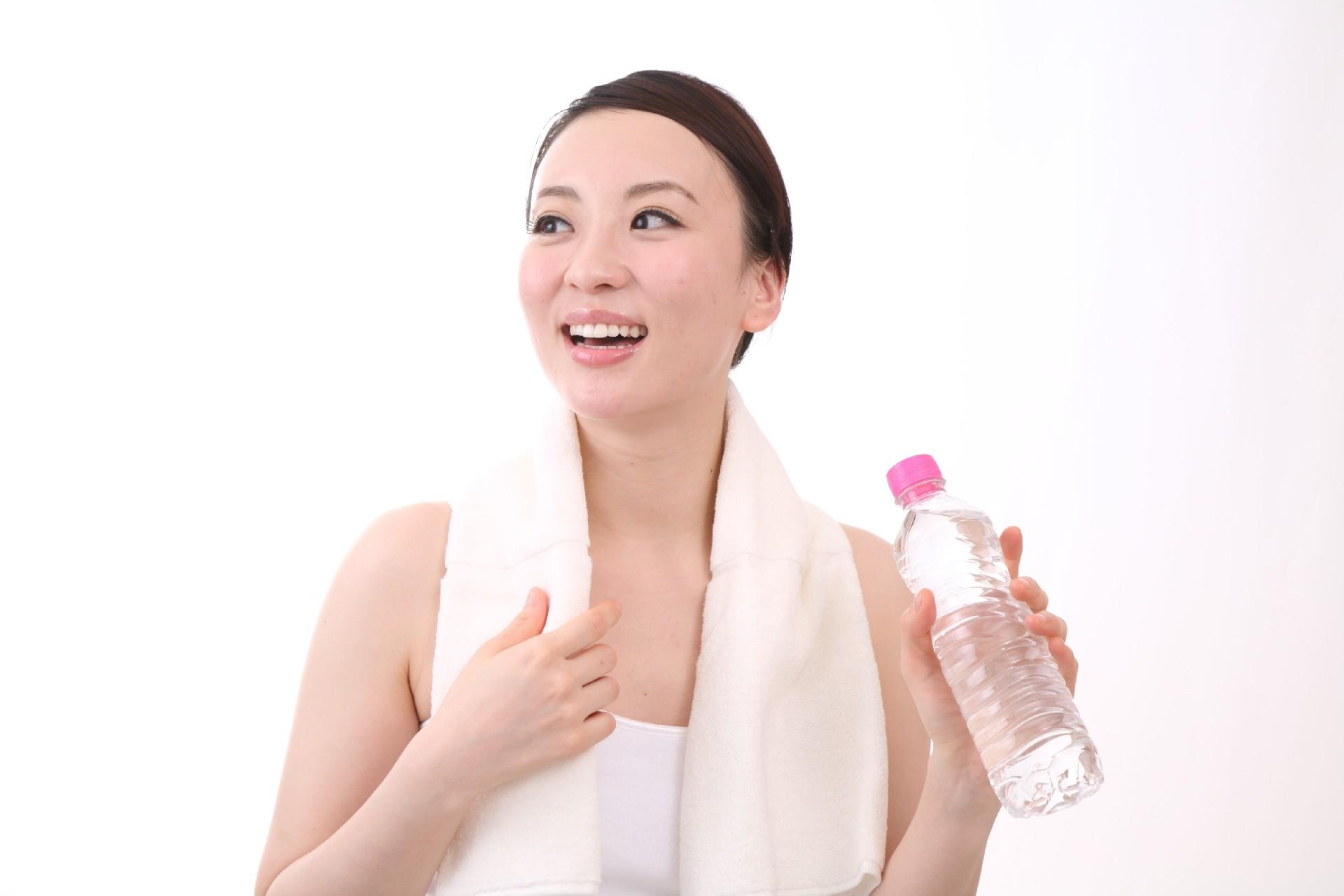 汗のかき方が違う!痩せやすい人の特徴は?
