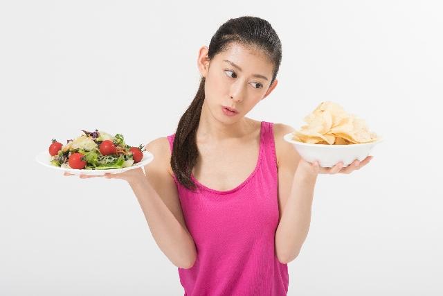 40代の女性に理想的な1日のカロリーとは?